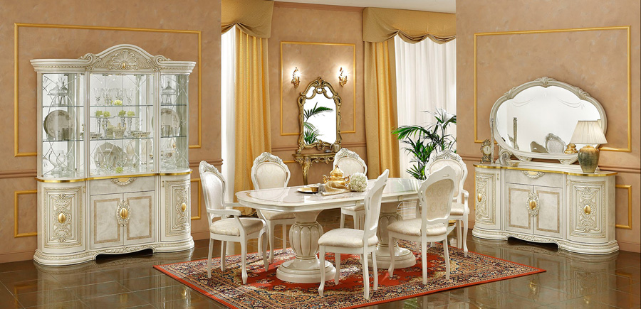 Italian Classic Dining & Lounge | Italian Design Furniture by EM Italia