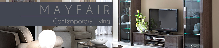 Mayfair contemporary italian dining and lounge furniture
